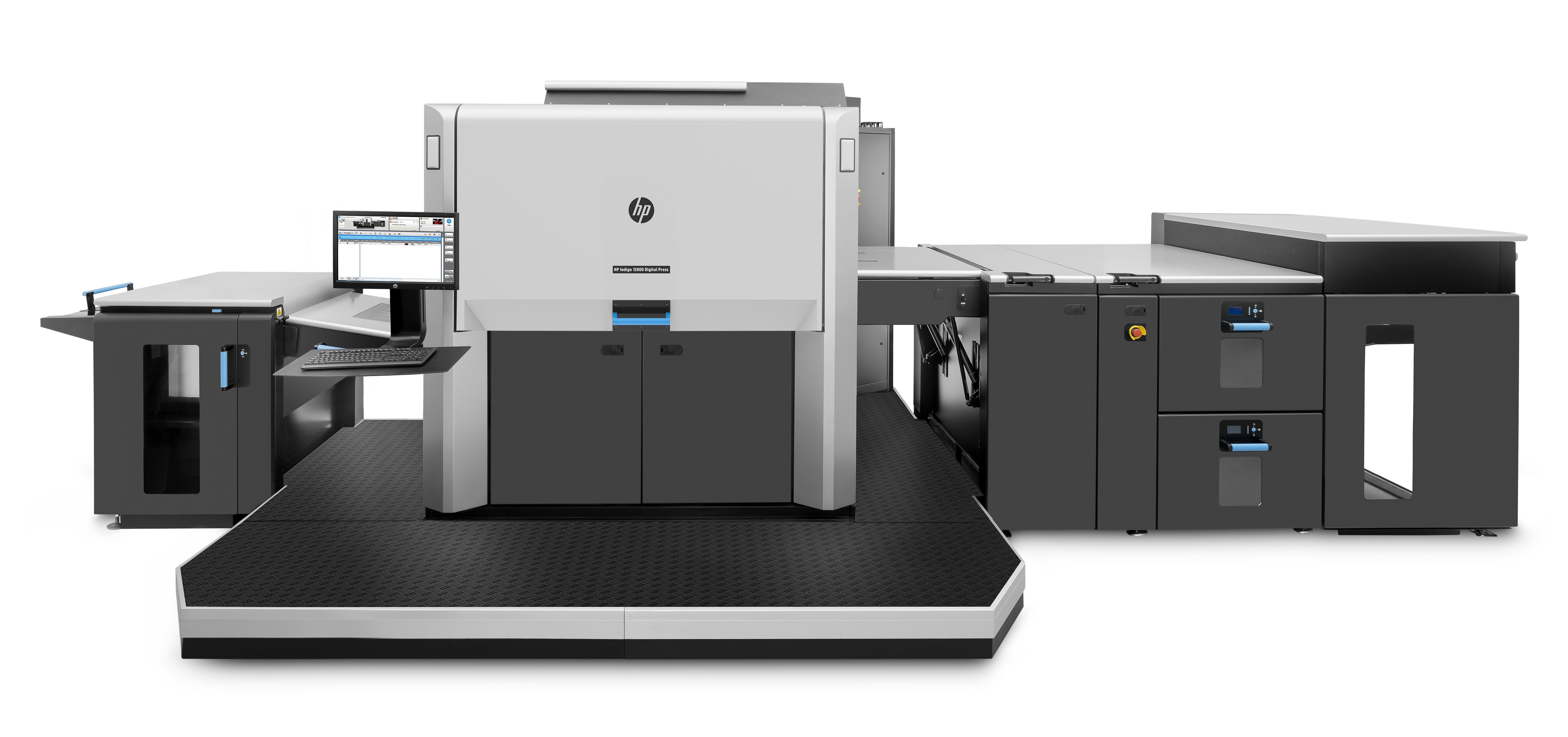 HP Indigo 12000 Digital Press Image